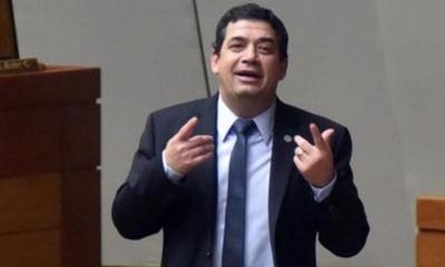 Hugo Velázquez se reunirá con colorados de Coronel Oviedo