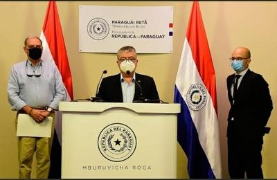 Detectan un caso sospechoso de variante delta en Paraguay – Prensa 5