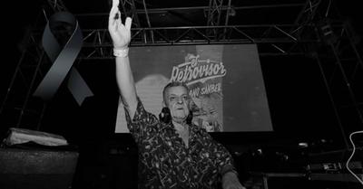 Fallece Coco Ramos, referente de las noches asuncenas