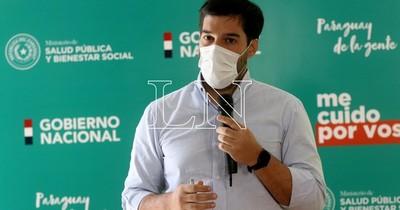La Nación / Salud confirma seis positivos de la variante delta entre Asunción y Central