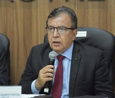 Duarte Frutos propone auditar cuentas de Yacyretá y plantear deuda cero