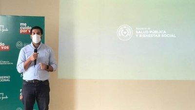 Covid en capital, San Lorenzo y Fernando: hay 6 casos del variante Delta circulando en comunidad