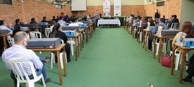 Justicia Electoral planifica tareas con funcionarios que trabajarán en elecciones municipales