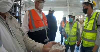 La Nación / Estiman que el puerto de Cecon iniciará operación en agosto