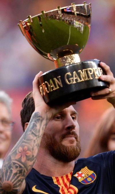 El Trofeu Joan Gamper será contra Juventus con un 20% de público