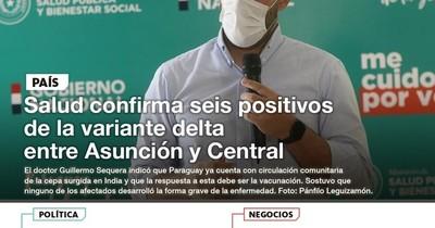 La Nación / LN PM: Las noticias más relevantes de la siesta del 23 de julio