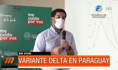 Confirman 6 casos de variante Delta en Paraguay