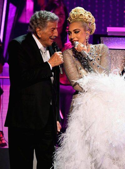 Lady Gaga y Tony Bennett actuarán 'por última vez' juntos