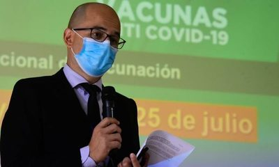 Ya se ha inmunizado a más de 1.750.000 personas