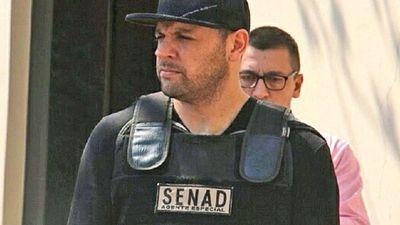 Cucho Cabaña fue trasladado de cárcel por medidas de seguridad