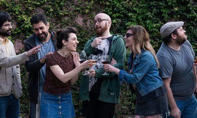 """Nico García vuelve con la miniserie """"Parte de la religión"""""""