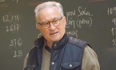"""""""Orientaciones actuales de investigación en Historia de la educación"""", conferencia"""