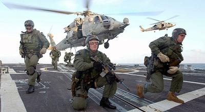 Aprueban ingreso al país de fuerzas especiales de los Estados Unidos