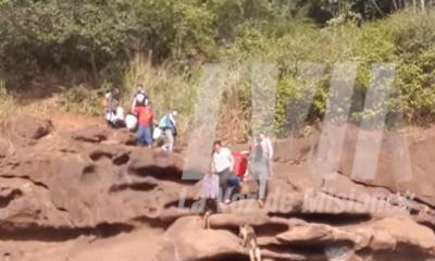 La ruta no tan secreta para cruzar entre Paraguay y Argentina sin controles