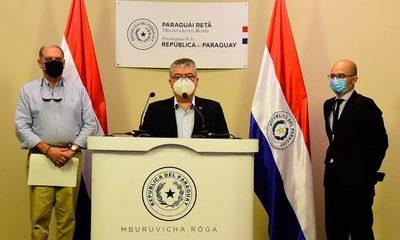 """Salud confirma """"posible"""" caso de la variante Delta en Paraguay"""