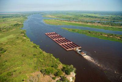 Bajante del río causó 10,3% de caída en la exportación de soja, según Capeco