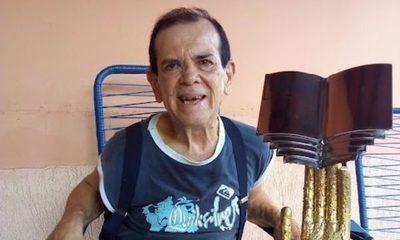 Carlitos Vera hospitalizado debido a secuelas de Covid