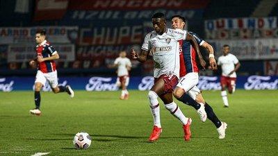 Conmebol posterga partido entre Fluminense y Cerro Porteño