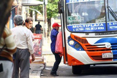 Congreso aprueba Ley «antichantaje» contra reguladas de transportistas