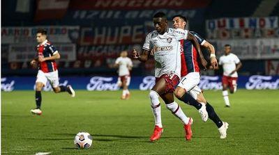 Conmebol posterga el partido entre Fluminense y Cerro Porteño