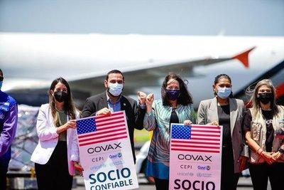 EEUU dona a El Salvador un segundo lote de vacunas Moderna contra el COVID-19