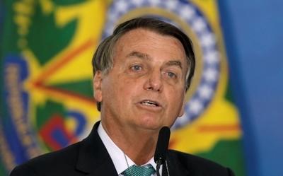 Bolsonaro dice que desde 2019 preveía el éxodo de argentinos a Brasil