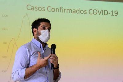 Sequera: 'Estamos saliendo de la zona roja tras 4 meses'