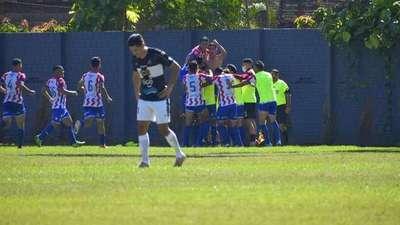 Compacto del partido Sportivo Limpeño 2-1 Olimpia de Itá