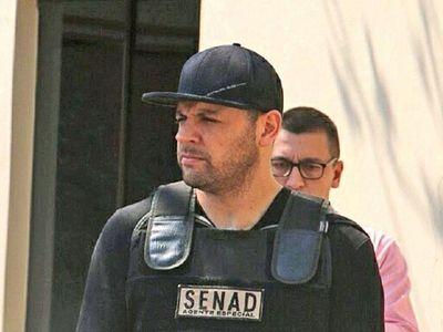 Cucho Cabaña fue trasladado este viernes a la penitenciaría de Emboscada por medidas de seguridad