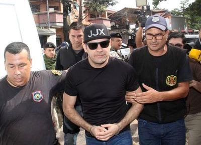 """Ante supuestas amenazas de muerte, trasladaron a Emboscada a """"Cucho"""" Cabaña"""