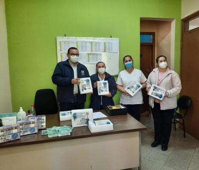 Paraguayos en España envían donaciones al Hospital de Coronel Oviedo – Prensa 5