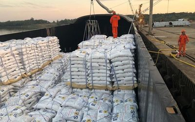 Paraguay se posiciona en la grandes ligas del comercio de arroz