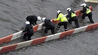 Al menos 33 muertos y 8 desaparecidos por lluvias torrenciales en China