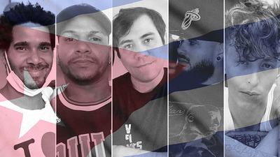 El arte es delito en la terrorífica dictadura cubana