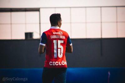 Cardozo Lucena tiene al fútbol árabe como destino