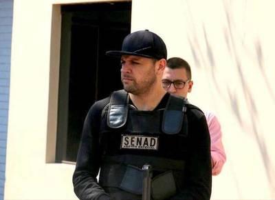 "Trasladan a ""Cucho"" por temor a posible atentado: Defensa responsabiliza a Abdo"