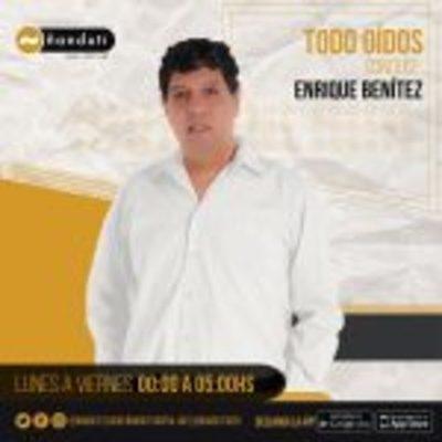 Todo Oidos con Enrique Benítez