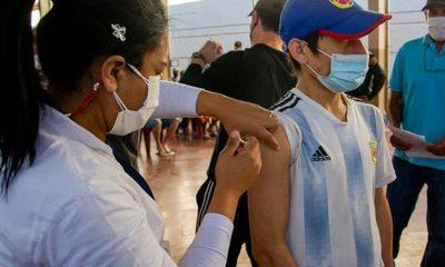 Población penitenciaria se inmuniza contra el Covid-19