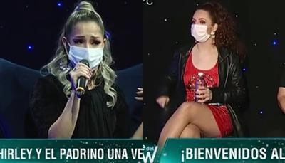 """Inesperado cruce entre participantes de """"Canta Conmigo"""""""