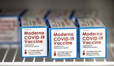 Covid-19: Paraguay firma contrato con Moderna para provisión de 2 millones de vacunas