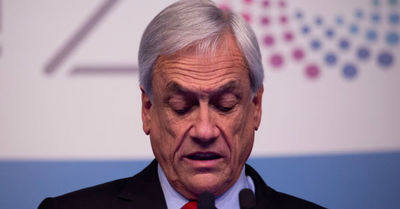 Piñera declaró ante la justicia por delitos de lesa humanidad durante el estallido social de 2019