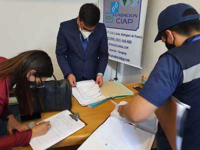 Caso Gobernación Central: incautan documentos tras varios allanamientos en simultáneo