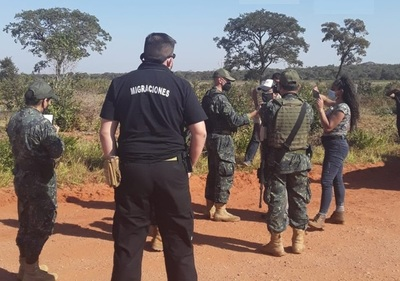 """Activistas de la """"misión humanitaria"""" de argentinos intentó ingresar a montes norteños sin custodia"""