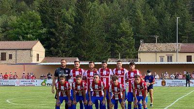 Atlético de Madrid tuvo el estreno de Giuliano Simeone