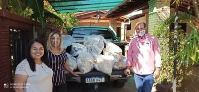 APEP Nacional gestiona y distribuye víveres a familias pastorales