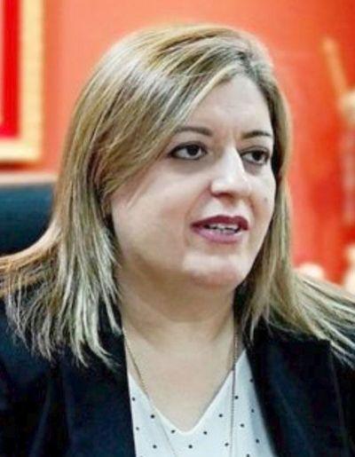Díaz Verón también recusó a fiscala general en el caso enriquecimiento ilícito