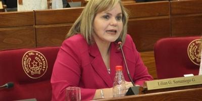 """Con el sistema electoral vigente, """"la visibilidad de la mujer se perdió"""", dice Samaniego"""