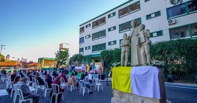 La Nación / Salesianos cumplen 125 años de presencia en Paraguay