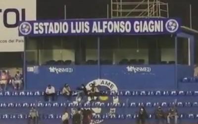 Villa Elisa: Ya vuelven los partidos con hinchadas