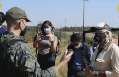 Activistas argentinos serán expulsados del país